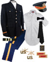 Dress Blue Packages