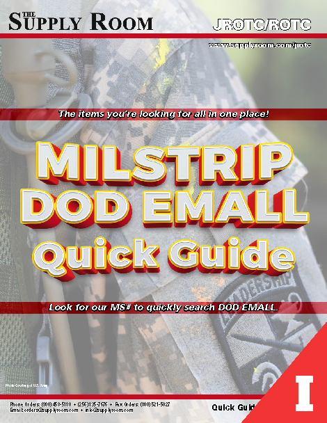 DOD EMALL QuickGuide