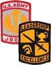 JROTC & ROTC Patches