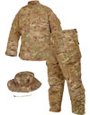 Multicam Uniforms